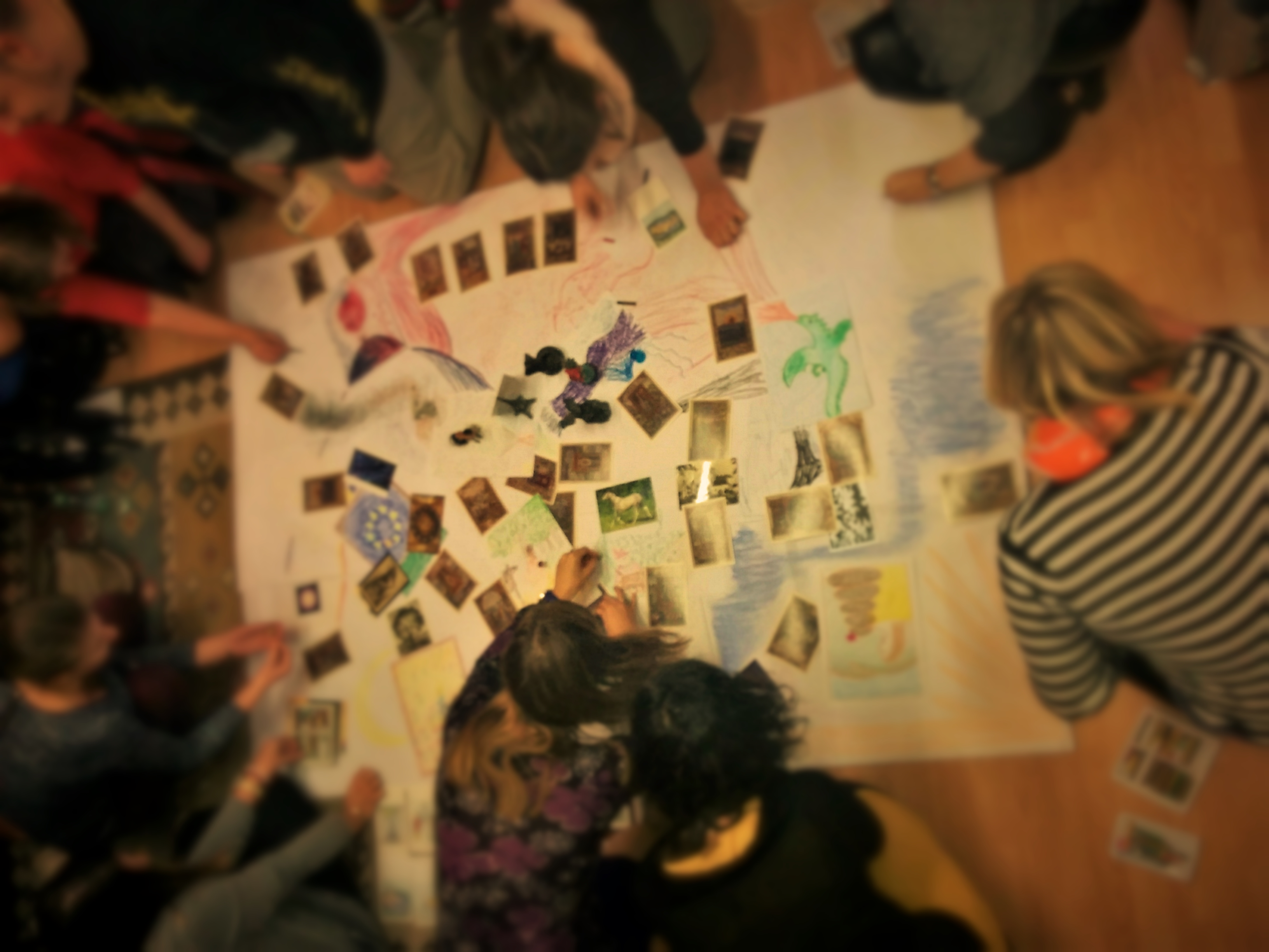 Workshop Práce se Sny